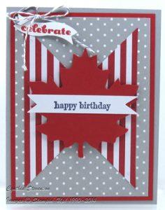 www.cynthiascreativecorner.com masculine birthday card